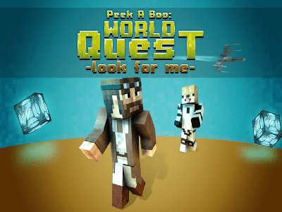 Peek A Boo: World Quest